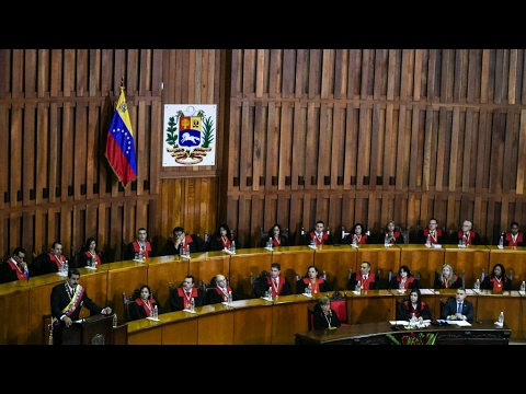 Venezuela: Opposition cries foul as Supreme Court assumes legislative power