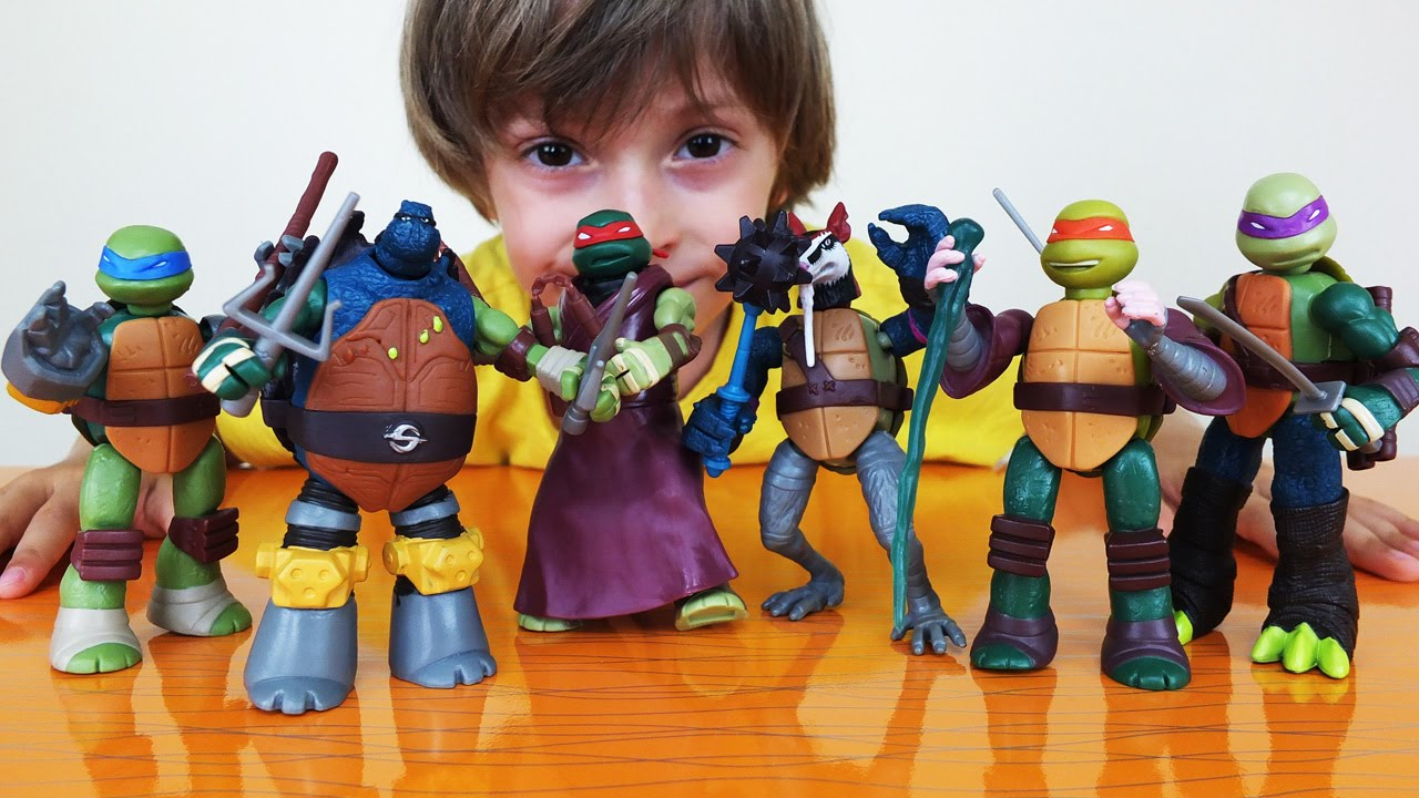 игрушки картинки черепашки ниндзя
