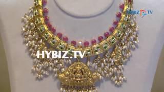 gutta pusalu Haram   Sri Jagadamba Pearls And jewellers   hybiz