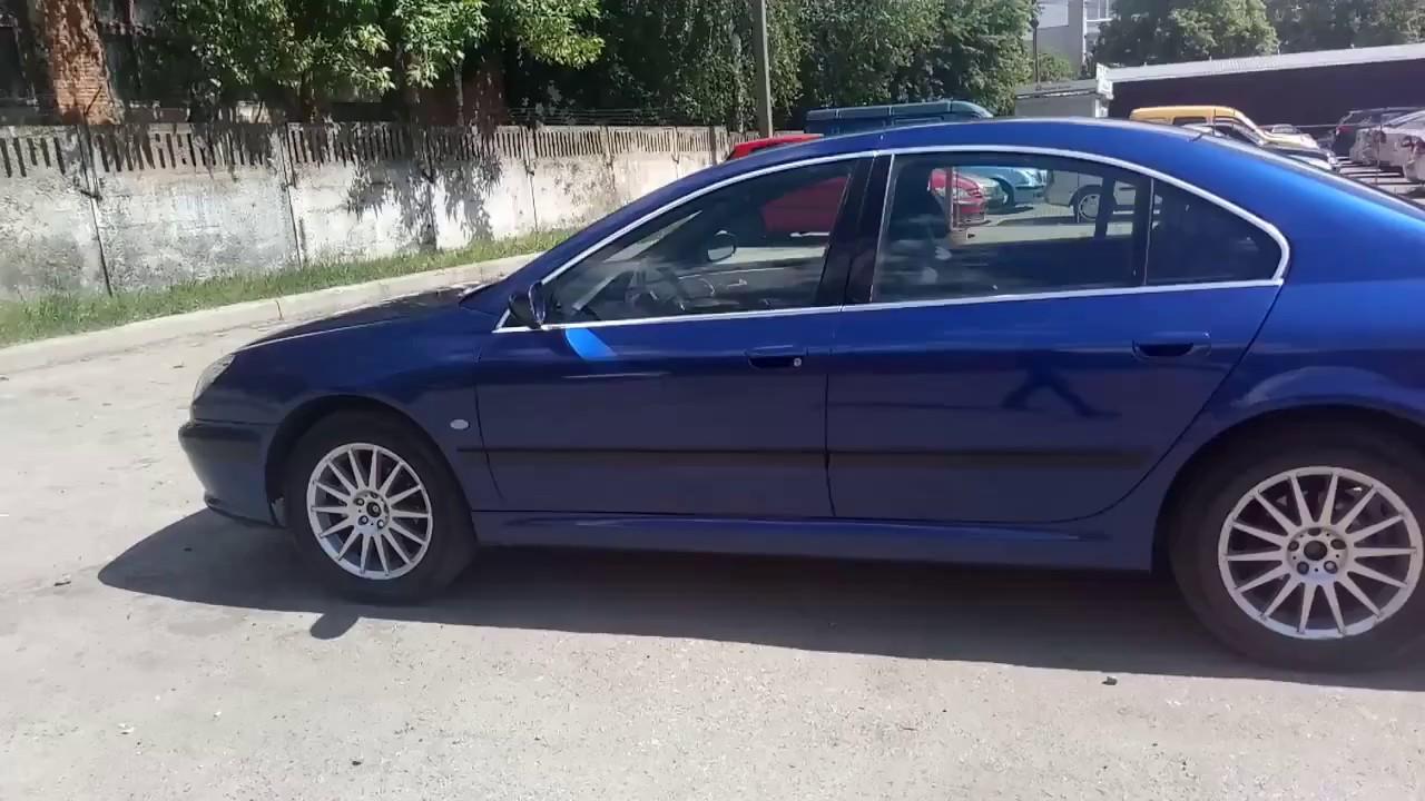 Peugeot 607 156000грн В рассрочку 3 970 грнмес Чернигов ID авто 284469