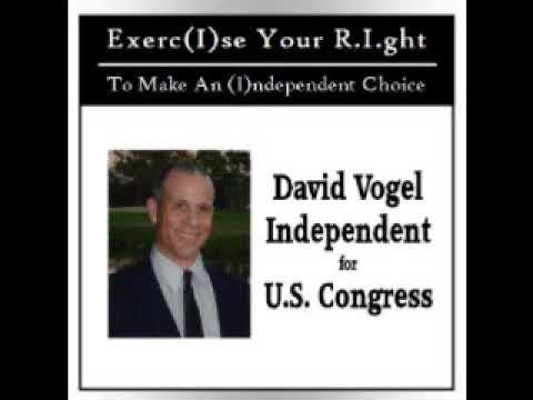 David Vogel radio interview 2 of 2