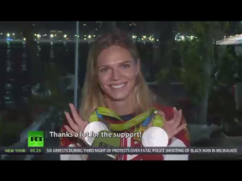 Media fan flames of US-Russia 'war' at Olympics - Silver medalist Efimova on hostility & media bias
