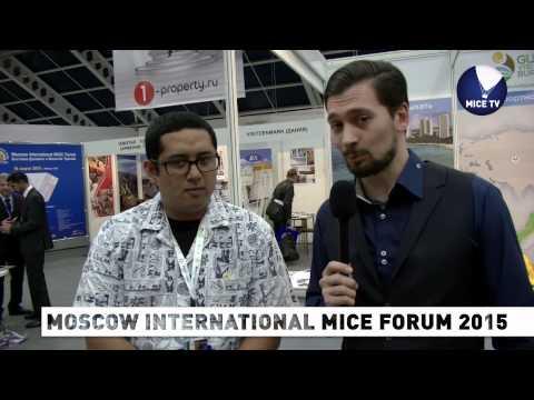 MICE TV Digest. Moscow International M.I.C.E. Forum 2015