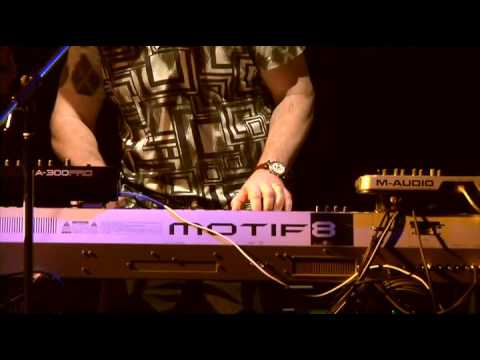 Fieldwork. Thomas Dolby Live at The Blue Note In Tokyo.