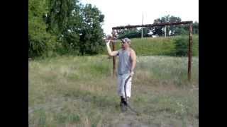 Козацкие  боевые кнуты  арапники