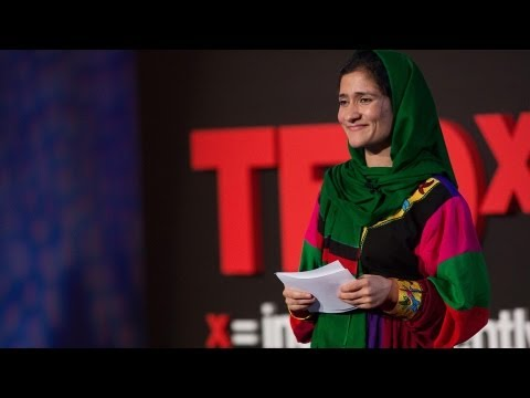 Video image: Dare to educate Afghan girls - Shabana Basij-Rasikh