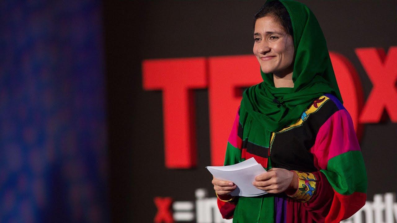 Shabana basij-rasikh dare to educate afghan girls dating