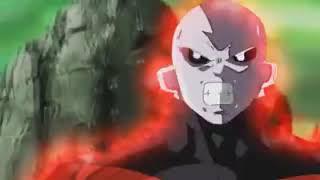 Goku ultimate insting vs jiren lose