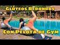 Glúteos Redondos rutina de Ejercicios intensa - Anabella Galeano