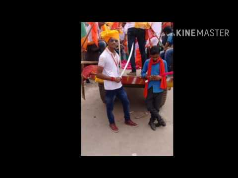 श्री राम सेवा संध के द्वारा  रामनवमी शोभायात्रा पूणियाँ (बिहार )