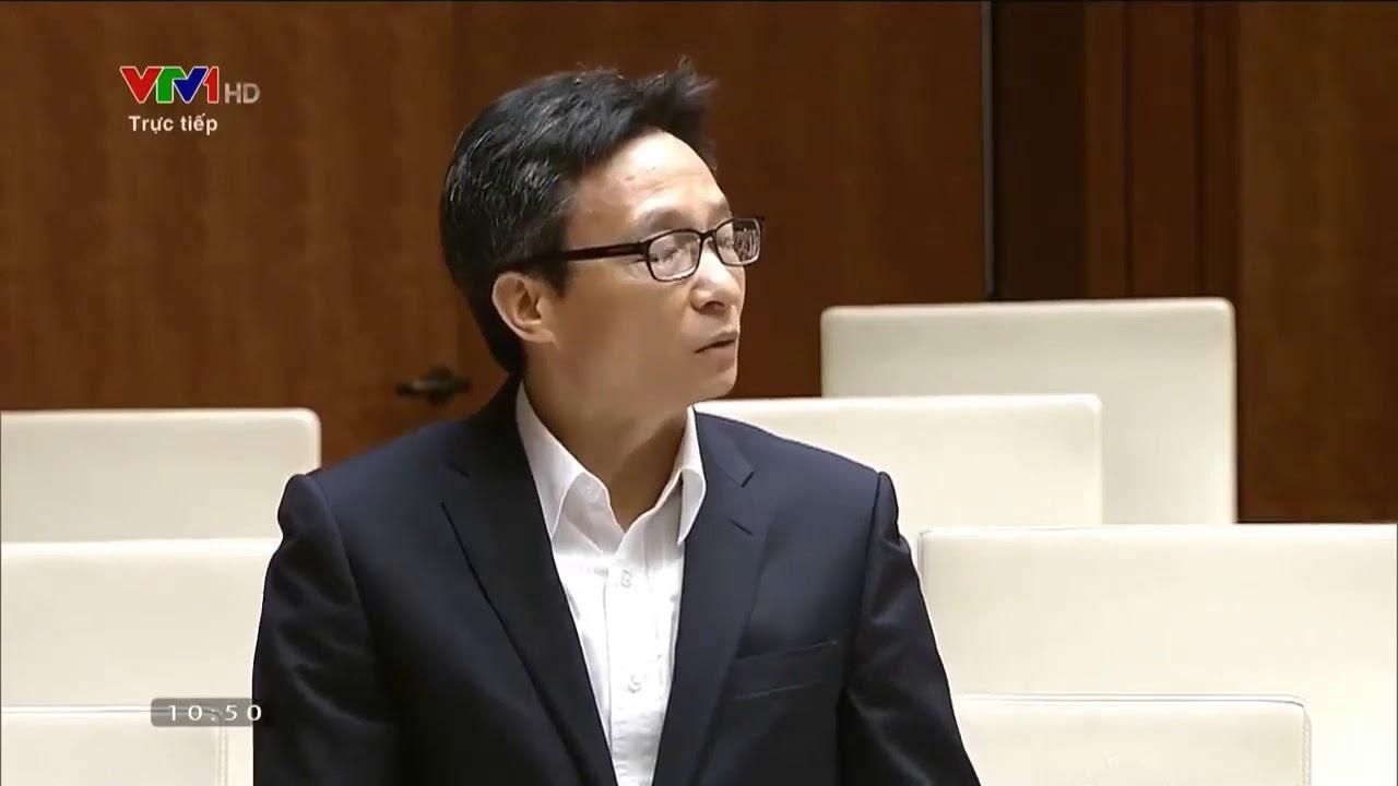 Chất vấn Quốc Hội về quy hoạch khu Công nghệ cao Hoà Lạc