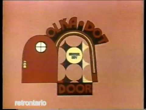 & TVOntario Polka Dot Door Animal Day intro - YouTube