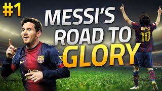 FIFA 15 - MESSI'S ROAD TO GLORY #1 LET'S GO