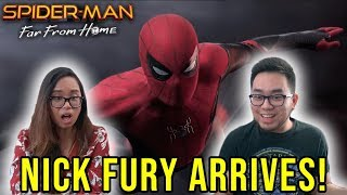 Spider-Man Far From Home Trailer REACTION & DISCUSSION