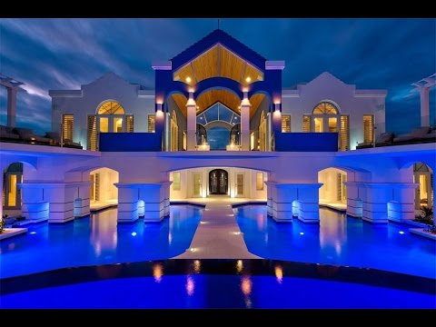 Ultra Lavish and Private Beachfront Estate in Providenciales, Turks And Caicos Islands
