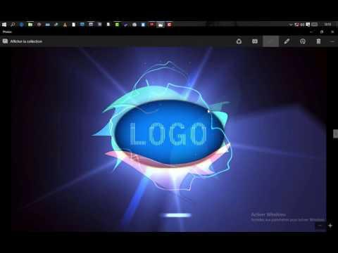 Tuto After effet_créer un logo époustouflant en moin de 27 min - FLASH DESIGN