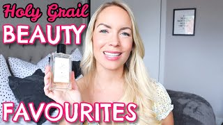 MY HOLY GRAIL BEAUTY FAVOURITES - BEST IN BEAUTY  |  Emily Norris
