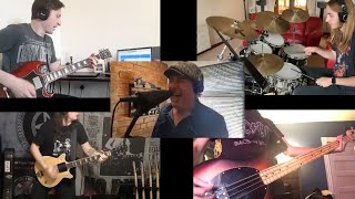 What Do You Do For Money Honey - AC/DC (Full Band Cover with Vocals)