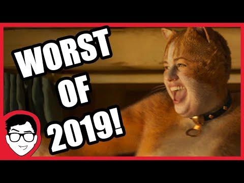 10 Worst Movies of 2019!