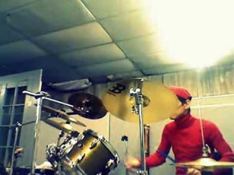 Amateur Drummer Gone Wild Ft Nathan Ybarra