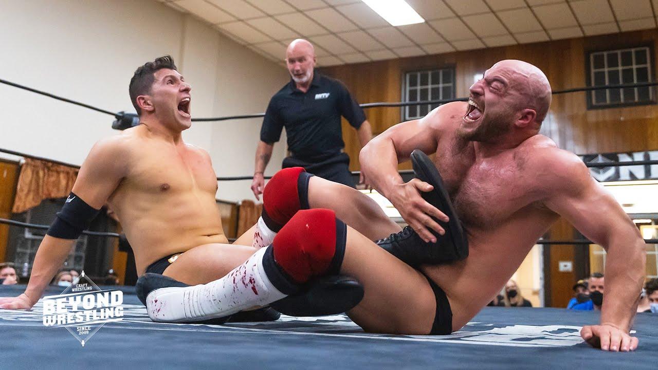 [Free Match] Chris Dickinson vs. Richard Holliday | Beyond Wrestling (NJPW, ROH, Ring Of Honor, MLW)