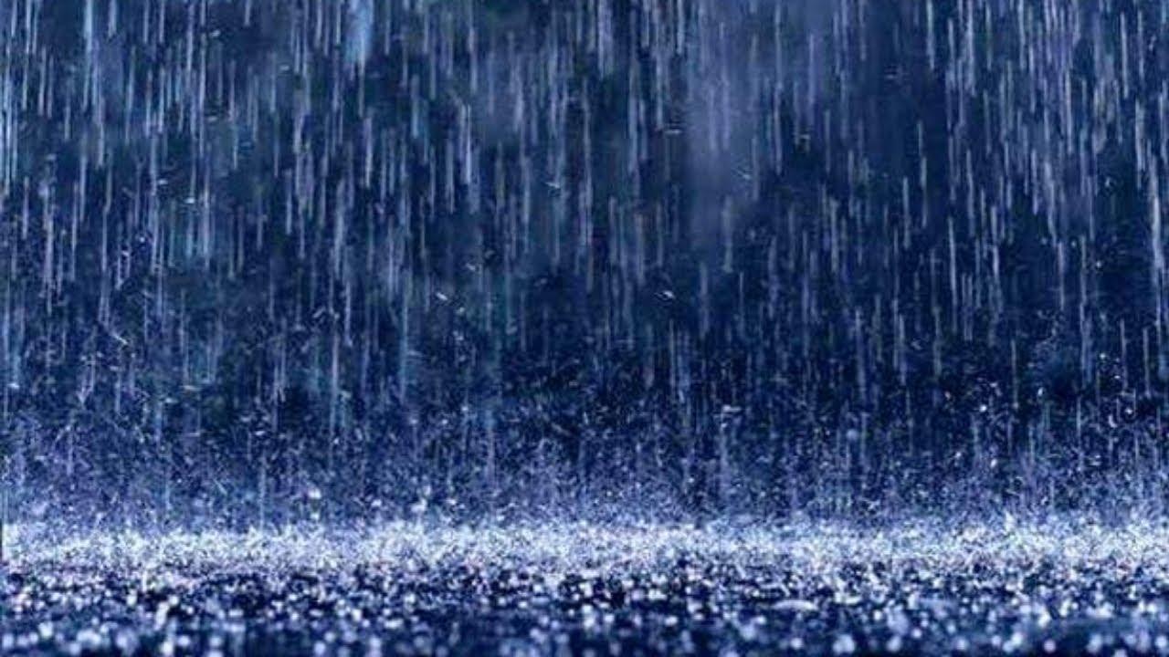 3 HOURS of Gentle Night RAIN, Rain Sounds for Relaxing Sleep, Insomnia, Meditation, Study,PTSD. Rain