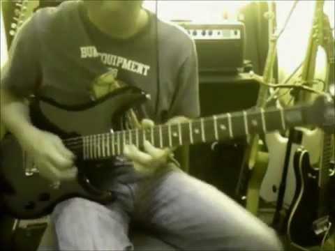 Ady Qays Guitar Jam - Search - Kau Pergi (Solo)