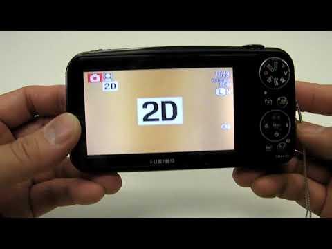 NEW!! Fujifilm - FinePix REAL 3D W3 - Start-up