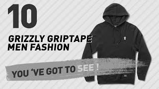 Grizzly Griptape Men Fashion Best Sellers // UK New & Popular 2017