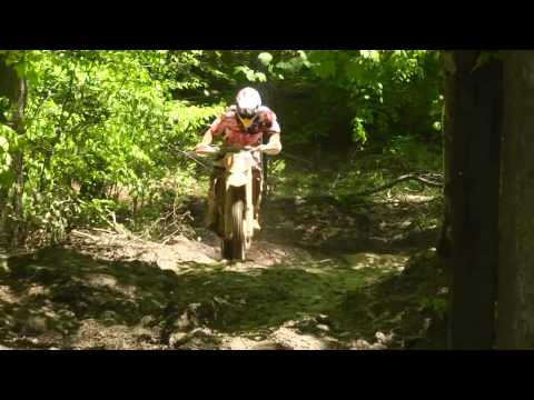 2014 GNCC Round 7 - Mountaineer Bike Episode