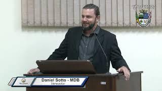 39ª S. Ordinária - Daniel Sotto