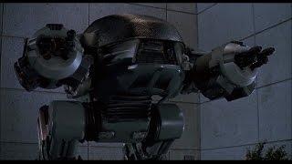 Robocop 3 (1993) - ED209 Loyal as a puppy (1080p) FULL HD