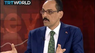 Turkey's Election: Interview with Turkish presidential spokesperson Ibrahim Kalin