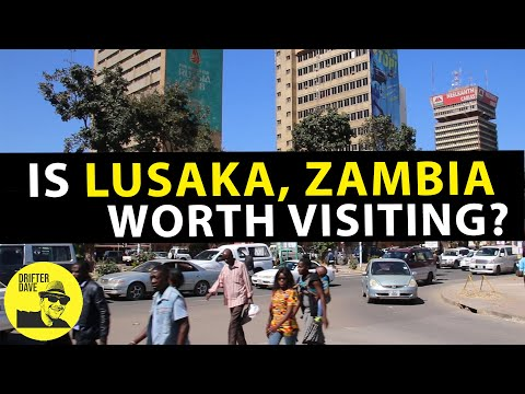 IS LUSAKA WORTH VISITING? - Exploring Zambia's Bustling Capi
