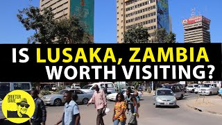 IS LUSAKA WORTH VISITING? - Exploring Zambia's Bustling Capital City! | 🇿🇲 🇿🇲