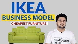 IKEA Business Model | Case Study | How IKEA earns? | Complete Story