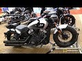 2018 Indian Scout Bobber - Walkaround - 2018 Montreal Motorcycle Show