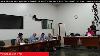 17ª Sessão Ordinária - Data 09 de Outubro de 2017