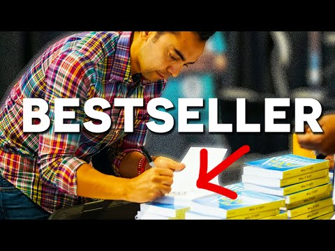 How to Write a Bestselling Book (5 Tips from a Self Published Wall Street Journal Bestseller)