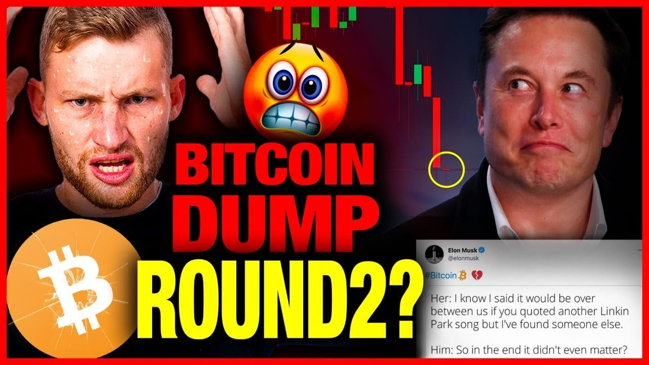 REASON FOR BITCOIN CRASH AND WHAT NOW? (URGENT UPDATE)