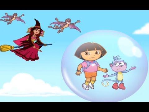 Даша Путешественницы. Мультик игра для детей Большое приключение