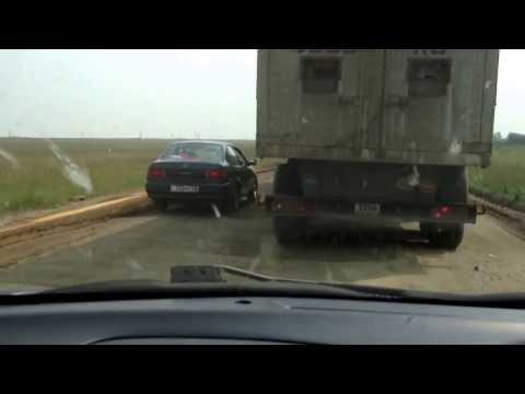 Федеральная трасса М53...лето 2013