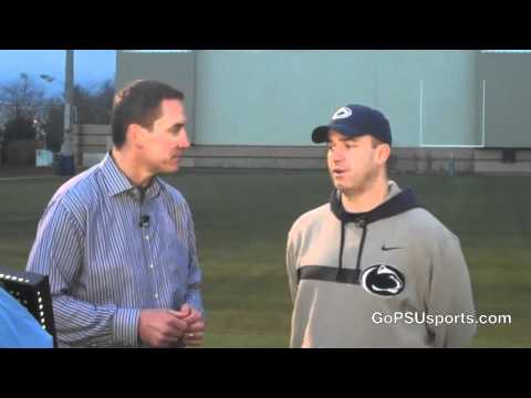 Penn State Football - ESPN Behind the Scenes at Offseason Workouts