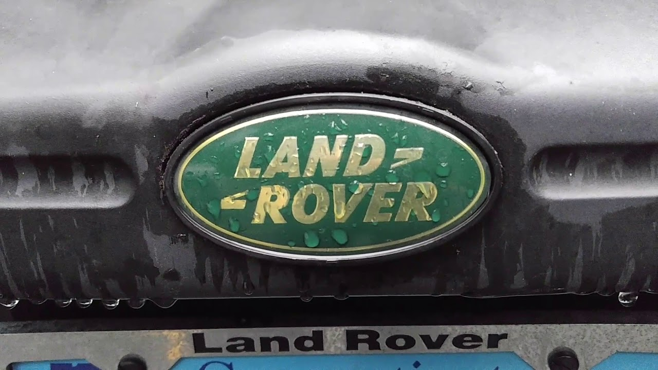 2004 Land Rover Discovery Ii How To Free Unstick Rear Door Latch 2 Light Diagram