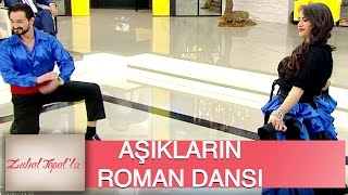 Zuhal Topal'la 47. Bölüm (HD) | Naz ve Baha'dan Muhteşem Roman Dansı