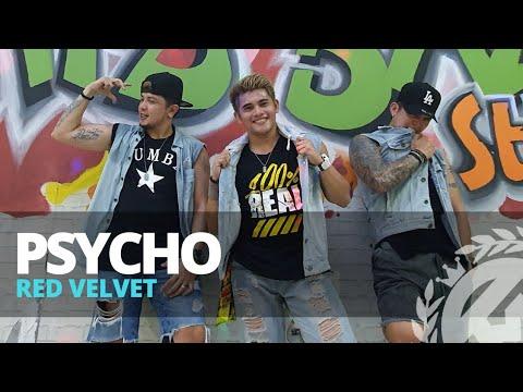 PSYCHO by Red Velvet ft Nicki Minaj | Zumba | KPop | TML Crew Ryan Guillamaso
