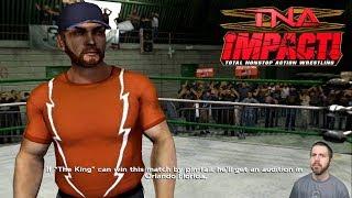TNA iMPACT!: Dollar Store Slug