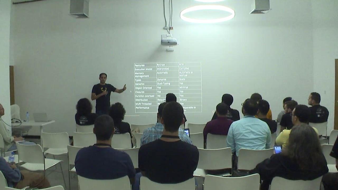 Image from NIM for python programmers - Abhishek Kapatkar