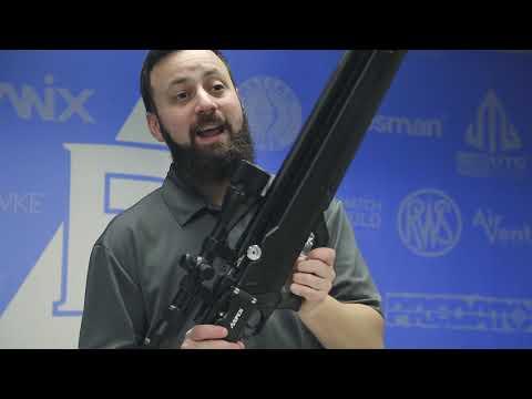 Seneca Aspen Multi-Pump PCP Air Rifle