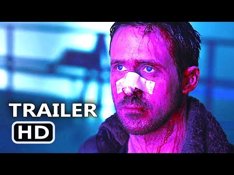 Thumbnail: BLАDE RUNNЕR 2049 Official Trailer # 3 (2017) Ryan Gosling, Harrison Ford Movie HD